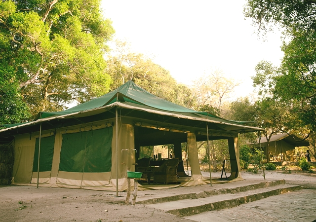 Bushman Tented Camp